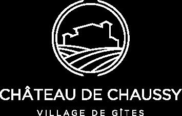 Château de Chaussy - Logo