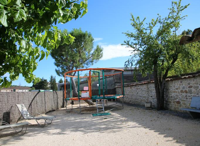 Jeux pour enfants au Château de Chaussy