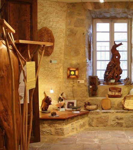 Musée près de Château de Chaussy