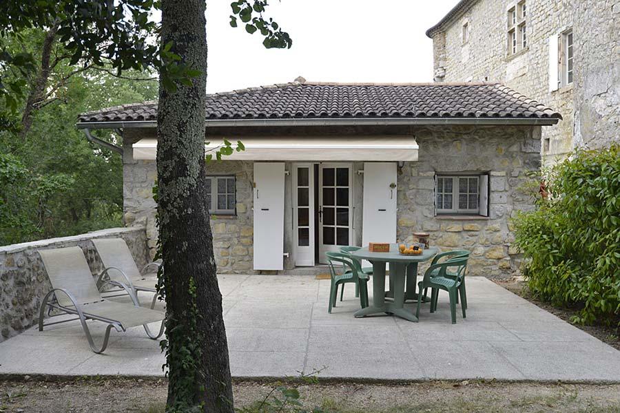 Gîte 5 - Château de Chaussy